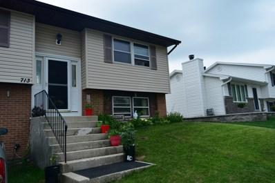 713 GAVIN Avenue, Romeoville, IL 60446 - MLS#: 09983348