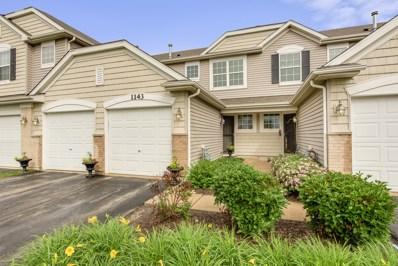 1143 Goldfinch Avenue UNIT -, Yorkville, IL 60560 - MLS#: 09983362