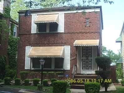 10640 S Eberhart Avenue, Chicago, IL 60628 - MLS#: 09983566