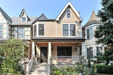 4222 N Hermitage Avenue, Chicago, IL 60613 - #: 09983732