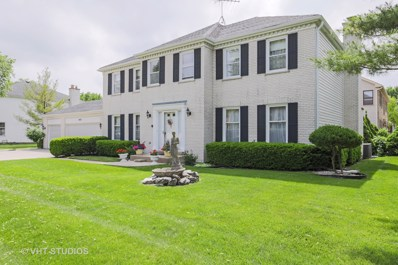 4920 Boulder Lane, Hoffman Estates, IL 60010 - MLS#: 09984027