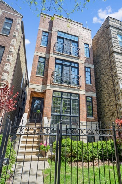 3241 N Clifton Avenue UNIT 1, Chicago, IL 60657 - MLS#: 09984148