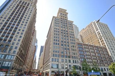 6 N Michigan Avenue UNIT 1006, Chicago, IL 60602 - #: 09984374