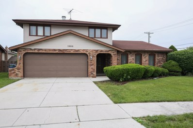 1960 E 171st Place, South Holland, IL 60473 - #: 09984585