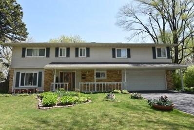625 Hillcrest Boulevard, Hoffman Estates, IL 60169 - MLS#: 09984624