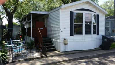815 E Oakton Street UNIT 23, Des Plaines, IL 60016 - MLS#: 09984666