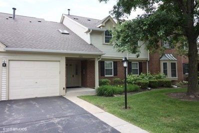 128 Stirling Lane UNIT W2, Schaumburg, IL 60194 - MLS#: 09984667