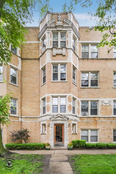 405 S HARVEY Avenue UNIT 3A, Oak Park, IL 60302 - MLS#: 09984674