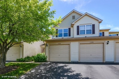 1324 Brookdale Drive UNIT 1324, Carpentersville, IL 60110 - MLS#: 09984703