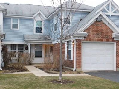 1821 Quaker Hollow Lane, Streamwood, IL 60107 - MLS#: 09984718