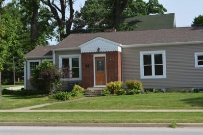 318 E Lincoln Avenue, Hinckley, IL 60520 - MLS#: 09985047