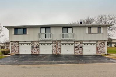 140 Brewster Court UNIT D, Bloomingdale, IL 60108 - #: 09985070