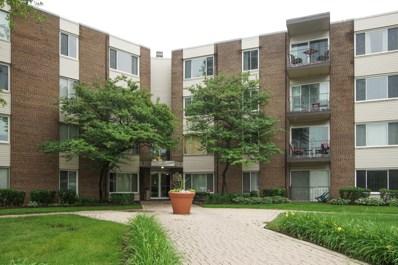 140 W Wood Street UNIT 102, Palatine, IL 60067 - MLS#: 09985559