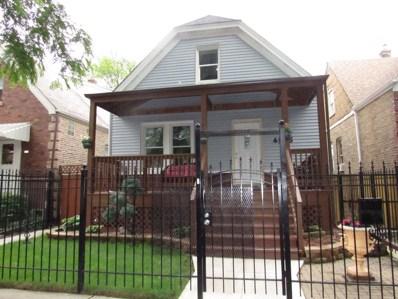 4545 W Montana Street, Chicago, IL 60639 - MLS#: 09985660