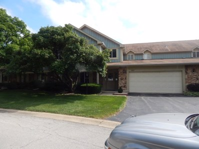 362 Springlake Lane UNIT D, Aurora, IL 60504 - #: 09985688