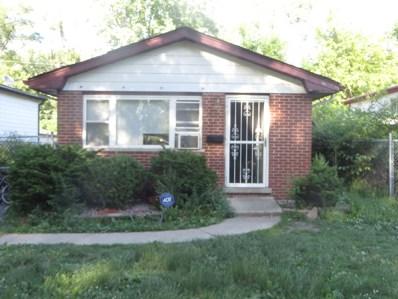 16015 Paulina Street, Harvey, IL 60426 - MLS#: 09986029