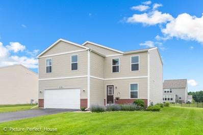 2311 Prairie Grass Lane, Yorkville, IL 60560 - MLS#: 09986082