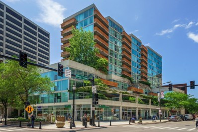 1580 Sherman Avenue UNIT 1007, Evanston, IL 60201 - MLS#: 09986084