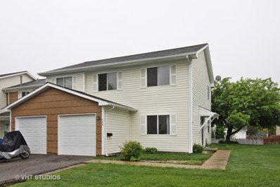 466 ESSELEN Court, Carol Stream, IL 60188 - #: 09986109