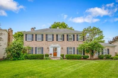1375 Picardy Lane, Hoffman Estates, IL 60192 - #: 09986293
