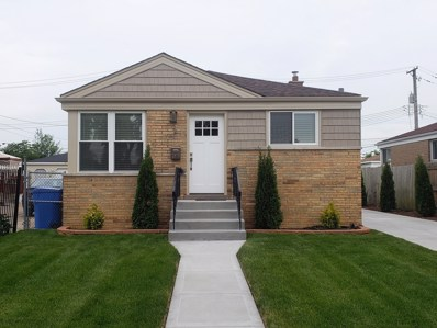 7809 S Komensky Avenue, Chicago, IL 60652 - MLS#: 09986475