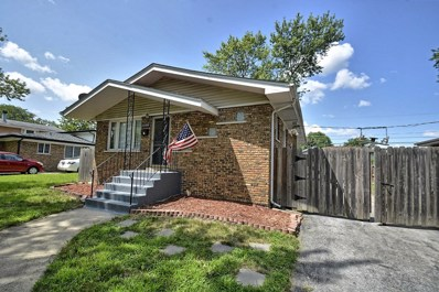 16484 Brenden Lane, Oak Forest, IL 60452 - MLS#: 09986579