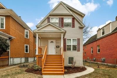 4325 N RIDGEWAY Avenue, Chicago, IL 60618 - #: 09986654