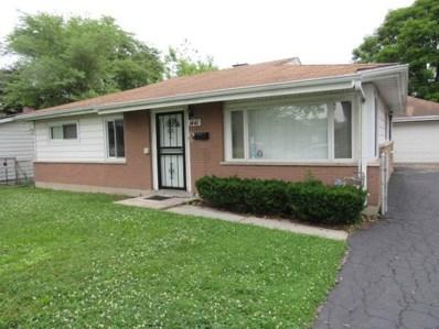 1441 Gordon Avenue, Calumet City, IL 60409 - MLS#: 09986829