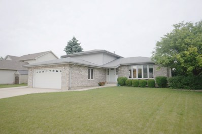 15580 Lakeview Drive, Manhattan, IL 60442 - MLS#: 09986922
