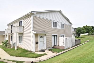 1513 Cornell Court UNIT 7B, Hoffman Estates, IL 60194 - MLS#: 09987055