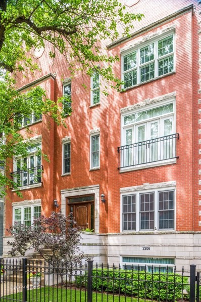3306 N Clifton Avenue UNIT 3N, Chicago, IL 60657 - MLS#: 09987114