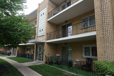 10300 S Pulaski Road UNIT 109, Oak Lawn, IL 60453 - #: 09987144