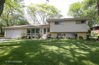 1755 Winthrop Road, Highland Park, IL 60035 - MLS#: 09987165
