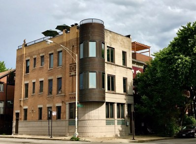 1000 N Wolcott Avenue UNIT 2, Chicago, IL 60622 - MLS#: 09987175