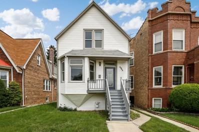 4844 W Berteau Avenue, Chicago, IL 60641 - MLS#: 09987193