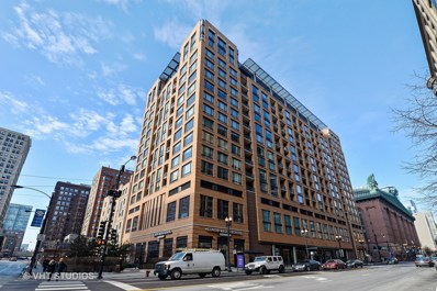 520 S State Street UNIT 1409, Chicago, IL 60605 - MLS#: 09987367