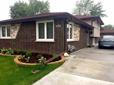 6412 W 83rd Place, Burbank, IL 60455 - MLS#: 09987490