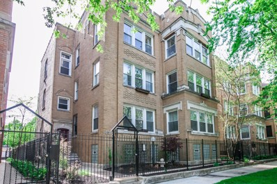 4742 S Ellis Avenue UNIT 2, Chicago, IL 60615 - MLS#: 09987554