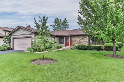 1518 W Canterbury Court, Arlington Heights, IL 60004 - MLS#: 09987720