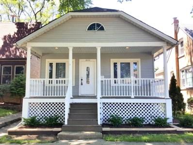 3532 MORTON Avenue, Brookfield, IL 60513 - MLS#: 09987830