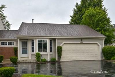 796 Village Circle, Marengo, IL 60152 - MLS#: 09987839