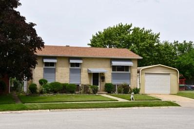 3626 W Benck Drive, Alsip, IL 60803 - MLS#: 09987911