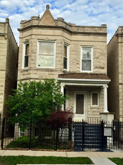 1334 N Ridgeway Avenue, Chicago, IL 60651 - MLS#: 09987940