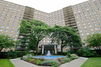 7033 N Kedzie Avenue UNIT 1015, Chicago, IL 60645 - MLS#: 09988010