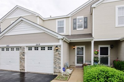 2019 Limestone Lane, Carpentersville, IL 60110 - #: 09988136