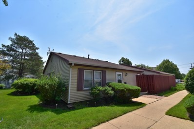 1704 Queensbury Circle UNIT 5864, Hoffman Estates, IL 60169 - MLS#: 09988201