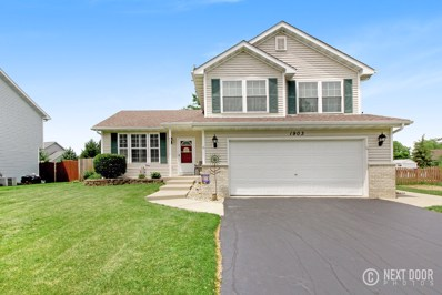 1903 HARVEST Lane, Plainfield, IL 60544 - MLS#: 09988217