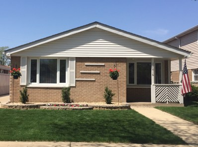 12816 S Muskegon Avenue, Chicago, IL 60633 - MLS#: 09988225