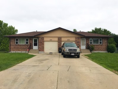 2401 New Haven Court, Rockford, IL 61108 - MLS#: 09988449