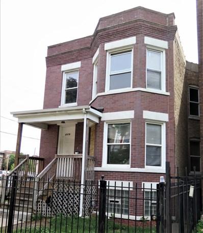 219 N KEYSTONE Avenue, Chicago, IL 60624 - MLS#: 09988470